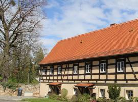Hotel Photo: FEWO-im-sanierten-Fachwerkhaus