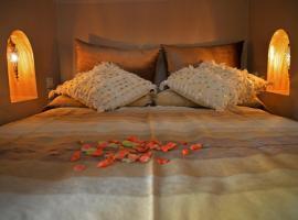 Hotel photo: Riad Bleu Topaze