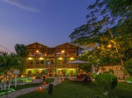 Hotel near San Ignacio