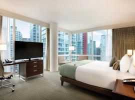 Hotel photo: Coast Coal Harbour Vancouver Hotel by APA
