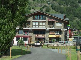 Hotel photo: Apartaments Sant Moritz