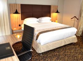 Hotel Foto: Best Premier Hotel Wuse 2