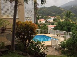 Hotel near Roseau