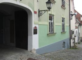 A picture of the hotel: Splavar Apartment