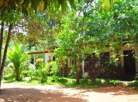 Hotel near Sigirija