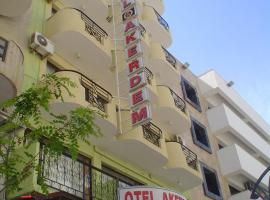 A picture of the hotel: Akerdem Hotel