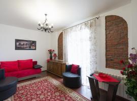 Hotel Photo: Kvartira Lux Kirava 1