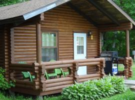 Hotel photo: Adventures East Cottages and Campground