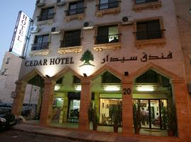 Hotel photo: Cedar Hotel