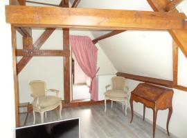 Hotel photo: Le chateau des eglantines