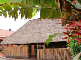 Hotel near אוגנדה