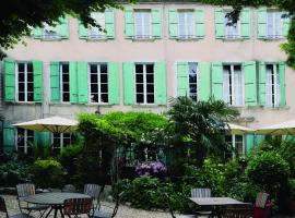 Hotel near Avignon