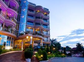 Hotel near Bużumbura