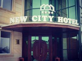 Hotel near Хырдалан