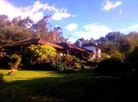 Hotel near Ecuador