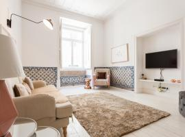 Hotel photo: Baixa Tile Blue - by LU Holidays