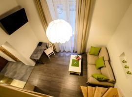 호텔 사진: Apartamenty Winnicy Kresy II