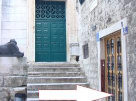 Hotel near Split