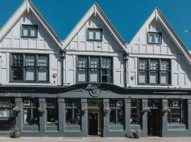 A picture of the hotel: The Ginger Pig