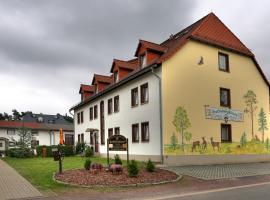 Hotel Photo: Gasthof Fuchsbergklause