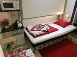 Hotel Foto: Stockholm Classic Budget Hotell