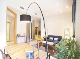 Hotel photo: 555 Apartments BCN