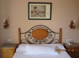 A picture of the hotel: Hotel Caballo Negro