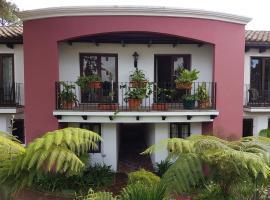 A picture of the hotel: Villa Mirador San Juan del Obispo