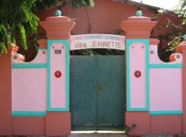 A picture of the hotel: Villa Jeannette