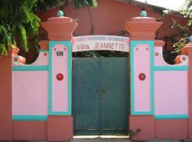 Hotel Foto: Villa Jeannette