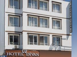 Hotel photo: Divan Otel Antakya