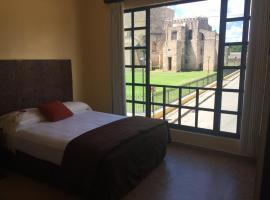 A picture of the hotel: Hotel Rinconada del Convento