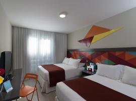 Hotel photo: Novus Plaza Hodelpa