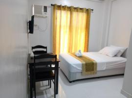 Хотел снимка: Blancaflor Room Rental
