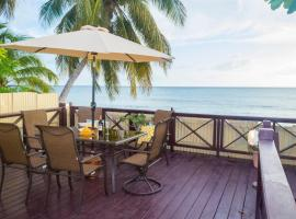Hotel photo: Darrel Cot Beachfront Cottage