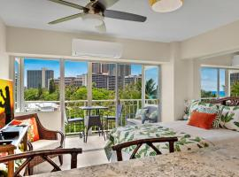 Hotel photo: Waikiki Shore 515 Beachfront & Upgrade