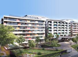 Hotel photo: The Branksome Hotel & Residences