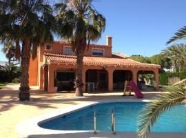 صور الفندق: Chalet Beach and Golf Santa Pola Alicante Jupalca