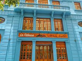 酒店照片: La Fabrica Urban Hostel Las Palmas