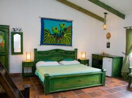 Хотел снимка: Villa Margarita