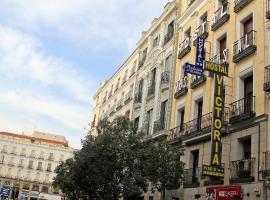 Hotel near Central de Espanha
