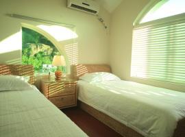 Hotel Foto: Xiamen Gulangyu Banshan Seaview Hostel