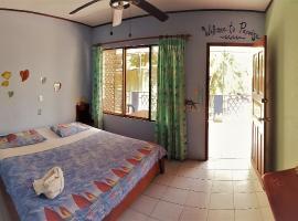 Hotel Photo: Casa Paraiso Ahora Si Vegetarian Restaurant Samara Beach