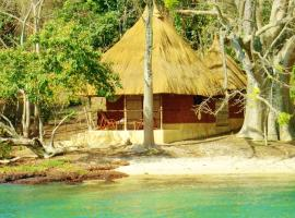 Hotel near 기니비사우