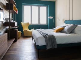 Hotel photo: Castello Sforzesco Suites by Brera Apartments