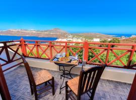 מלון צילום: Aspalathos Suites