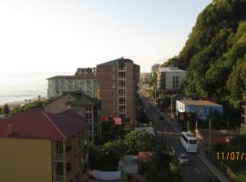 Hotel photo: Hotel Kvariati Nugo