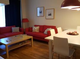 호텔 사진: Piso nuevo en Boiro
