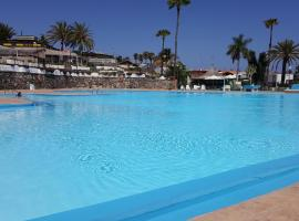 Hotel photo: Chalet Club Camping Pasito Blanco
