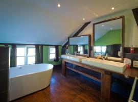 Hotel photo: 4 Sterne Ferienhaus Ambiente Hager